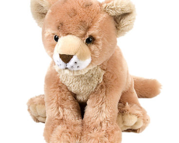 CUDDLEKINS BABY LION 30CM-0