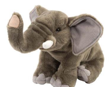 CUDDLEKINS ELEPHANT ADULT 30CM-0