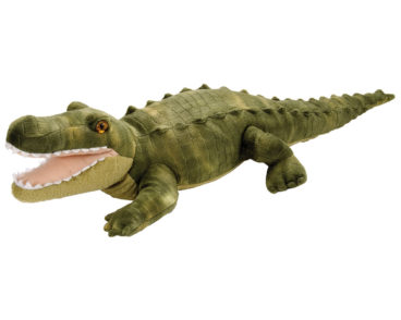 CUDDLEKINS ALLIGATOR 38CM-0