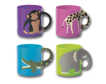BULK BABY CUP ANIMAL ASSORTED-0