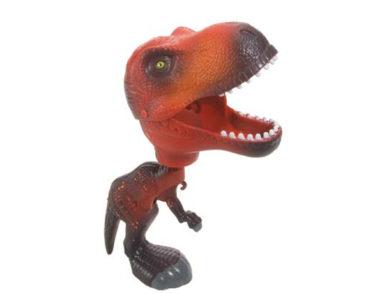 CHOMPER DINO T-REX RED-0