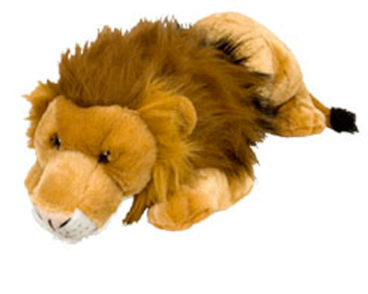 "CUDDLEKINS JUMBO LION 30""(76CM)-0"