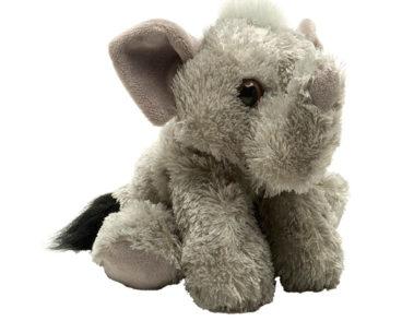 HUG'EMS AFRICAN ELEPHANT 18CM-0