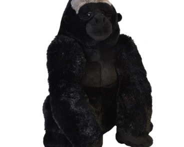LITTLE BIGGIES GORILLA SILVERBACK 53CM -0