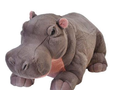 CUDDLEKINS JUMBO HIPPO 76CM -0