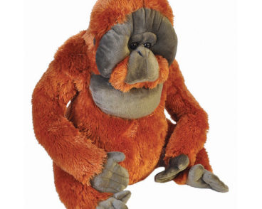 LITTLE BIGGIES ORANGUTAN 53CM -0
