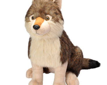 LITTLE BIGGIES WOLF 53CM -0