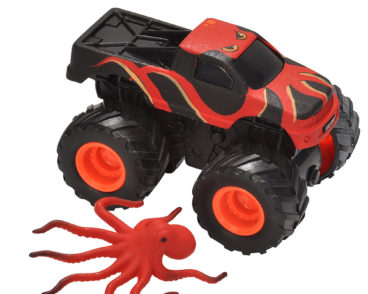ADVENTURE MINI-TRUCK OCTOPUS -0