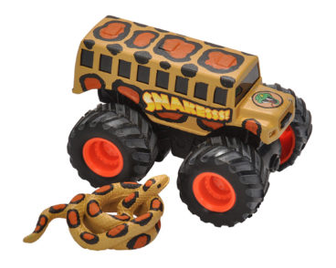 ADVENTURE MINI-TRUCK ANACONDA -0