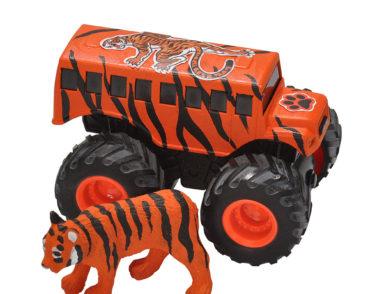 ADVENTURE MINI-TRUCK TIGER -0