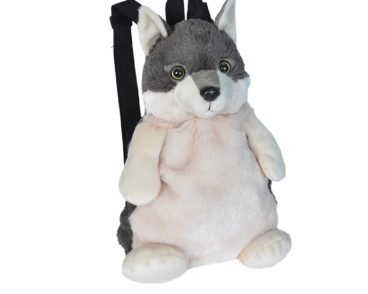 BACKPACK WOLF -0