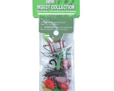 POLYBAG MINI INSECT 12 PCS -0