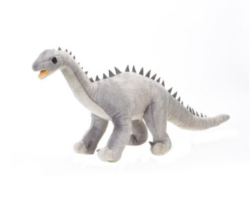 NHM DIPLODCUS POSEABLE PLUSH SOFT TOY 71CM-0