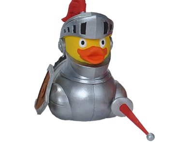 V&V RUBBER DUCK JOUST RED-0