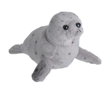 WILD CALLS HARBOR SEAL PLUSH SOFT TOY WITH SOUND-0