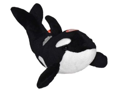 WILD CALLS ORCA PLUSH SOFT TOY WITH SOUNDS-0