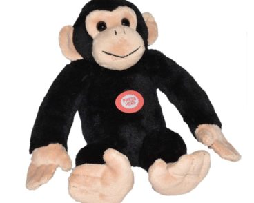 WILD CALLS CHIMPANZEE PLUSH SOFT TOY WITH SOUND-0