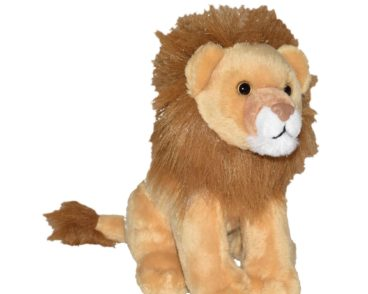 WILD CALLS LION PLUSH SOFT TOY WITH SOUND-0