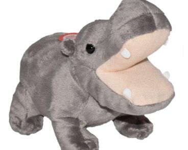 WILD CALLS HIPPO PLUSH SOFT TOY WITH SOUND-0