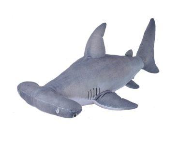 LIVING OCEAN HAMMERHEAD SHARK 50-60CM-0