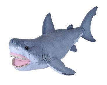 LIVING OCEAN GREAT WHITE SHARK 50-60CM-0