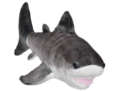 LIVING OCEAN MINI LEOPARD SHARK 30 CM-0
