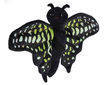 HUGGERS BUTTERFLY TAILED JAY 20CM-0