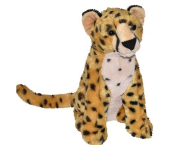 TRADITIONAL LARGE CHEETAH 38CM-0