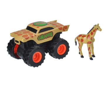ADVENTURE MINI-TRUCK GIRAFFE-0