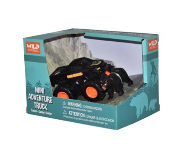 ADVENTURE MINI-TRUCK BLACK BEAR-0