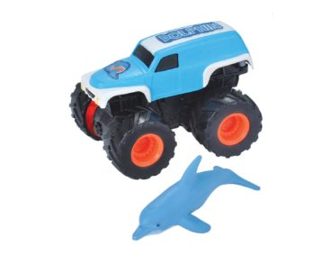 ADVENTURE MINI-TRUCK DOLPHIN-0