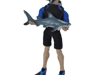 ACTION FIGURE DIVER REEF MALE-0