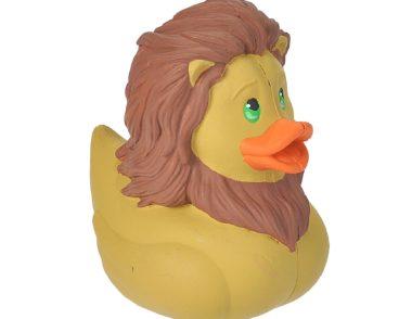 RUBBER DUCK LION-0
