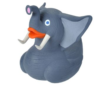 RUBBER DUCK ELEPHANT-0
