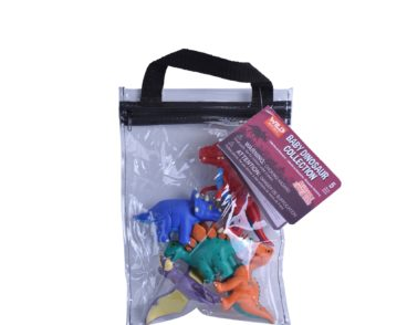 POLYBAG-ZIP BABY DINOS-0