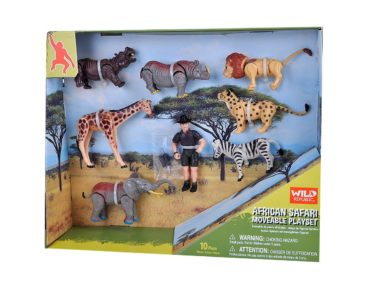 Moveable Action Play Sets