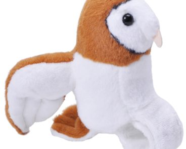 HIGH FLYERS BARN OWL 15CM-0