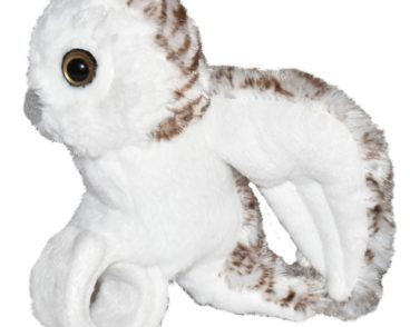 HIGH FLYERS SNOWY OWL 15CM-0