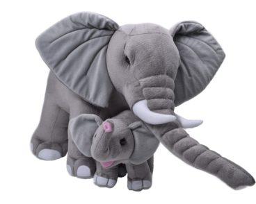 JUMBO MOM & BABY ELEPHANT-0