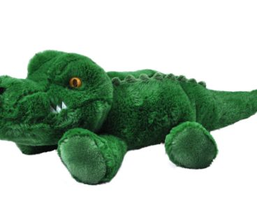 ECOKINS-MEDIUM ALLIGATOR 30CM-0