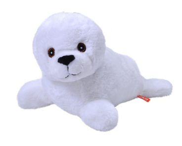 ECOKINS-MEDIUM HARP SEAL PUP 30CM-0