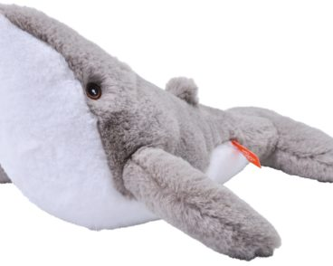 ECOKINS-MEDIUM HUMPBACK WHALE 30CM-0